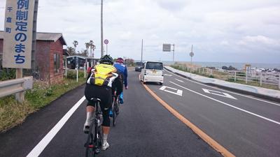 金栄堂サポート:日本大学自転車競技部・大浦尭選手 Fact®インプレッション!_c0003493_1050348.jpg
