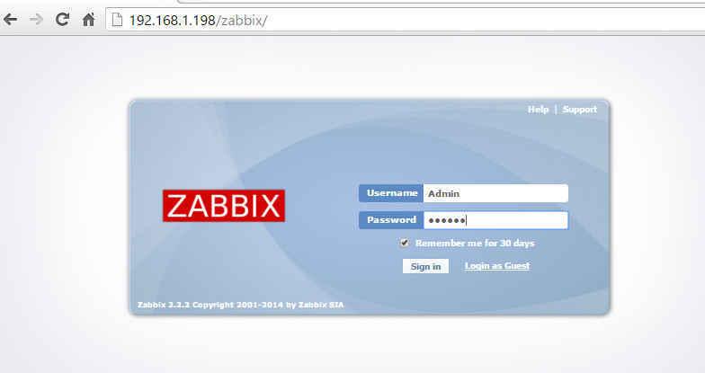 Windows10 で動かす Zabbix2_a0056607_08264524.jpg