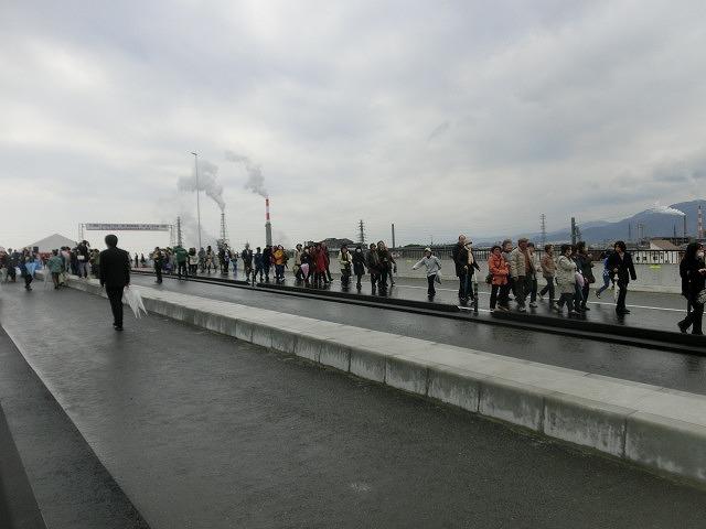 大月線(国道139号)から潤井川に架かる新しい橋 「富士山夢の大橋」が開通!_f0141310_7103244.jpg