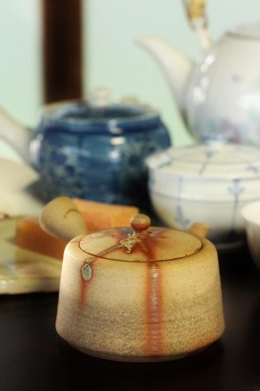 喜楽亭で楽しむ おいしい日本茶 3月_b0220318_11321825.jpg