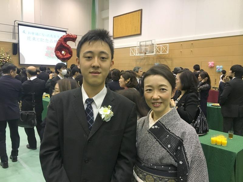 子どもたちのダブル卒業!!_f0141419_11374070.jpg