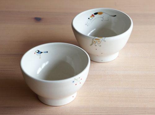 石川覚子さんのこどものカップと飯わん。_a0026127_17545816.jpg