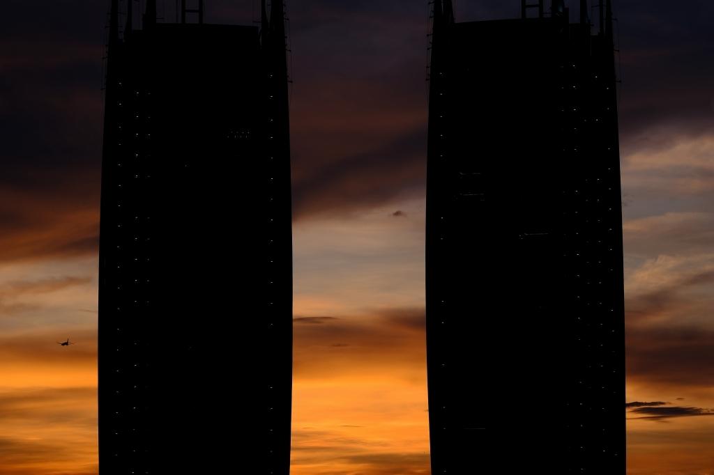 Sunset at Jakarta Indonesia_f0050534_17165771.jpg