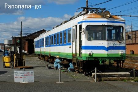 ふるさとの、ちいさな電車  〜仮台車に替えて〜_c0185241_23494043.jpg
