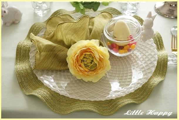 Easterテーブルコーディネート2016_d0269651_20323014.jpg