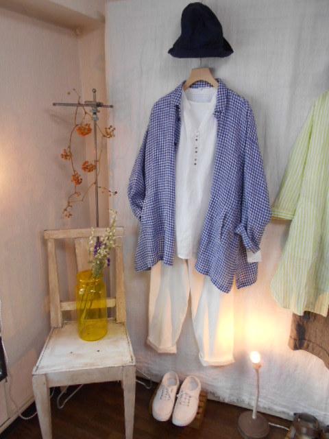 コズの夏服の展示会_f0328051_12382011.jpg