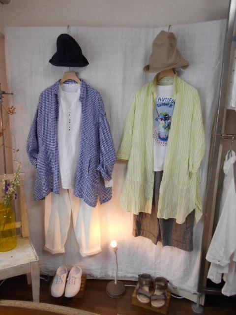 コズの夏服の展示会_f0328051_12382591.jpg