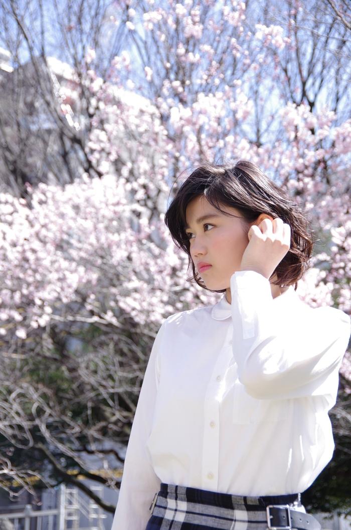 春のスタイル撮影☆_a0272765_205337.jpg