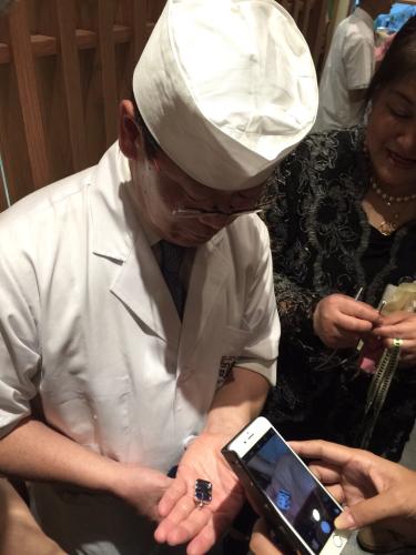 遠藤さんバンコク店オープン!!!バンコクおすすめお寿司 安くて美味しい!ラピスラズリーと像さんに願いを込めて♡_f0355367_02321529.jpg