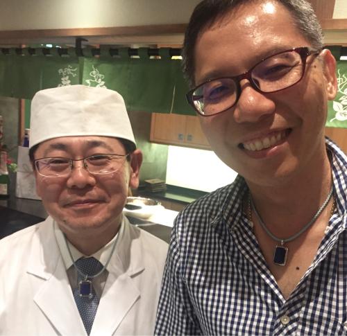 遠藤さんバンコク店オープン!!!バンコクおすすめお寿司 安くて美味しい!ラピスラズリーと像さんに願いを込めて♡_f0355367_02321637.jpg