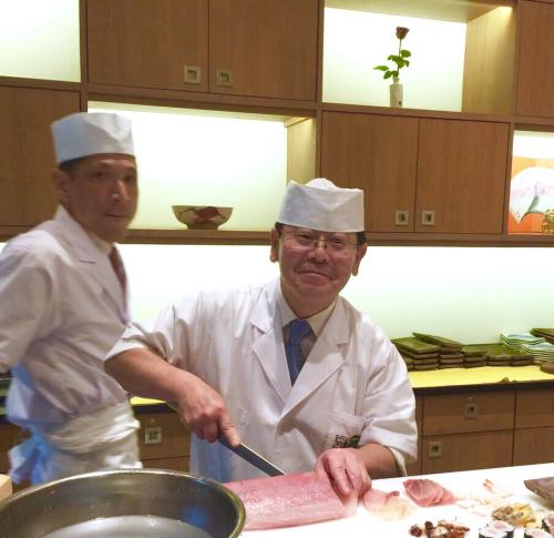 遠藤さんバンコク店オープン!!!バンコクおすすめお寿司 安くて美味しい!ラピスラズリーと像さんに願いを込めて♡_f0355367_02404976.jpg