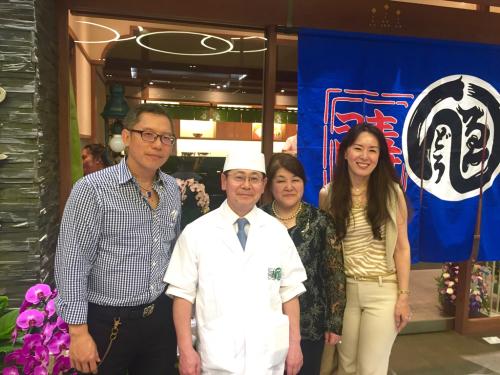 遠藤さんバンコク店オープン!!!バンコクおすすめお寿司 安くて美味しい!ラピスラズリーと像さんに願いを込めて♡_f0355367_02470884.jpg