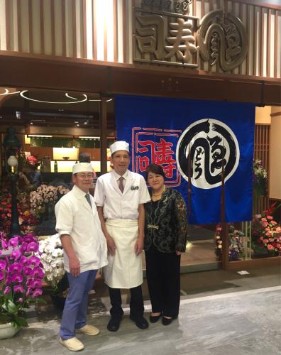 遠藤さんバンコク店オープン!!!バンコクおすすめお寿司 安くて美味しい!ラピスラズリーと像さんに願いを込めて♡_f0355367_02471069.jpg