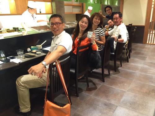 遠藤さんバンコク店オープン!!!バンコクおすすめお寿司 安くて美味しい!ラピスラズリーと像さんに願いを込めて♡_f0355367_14185415.jpg