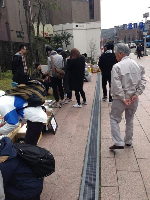 2016/3/20  第39回 金沢一箱古本市!_d0018868_2393787.jpg