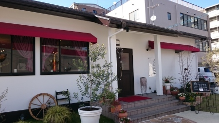 『カフェ ド ヨーロピアン キャリー &キャサリン』(日本)_c0325278_10404961.jpg