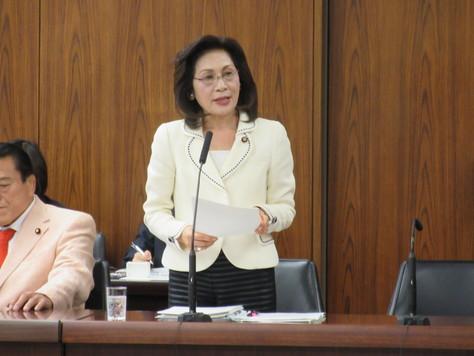 3/22 外交防衛委員会で質問しました。_f0150886_14555519.jpg