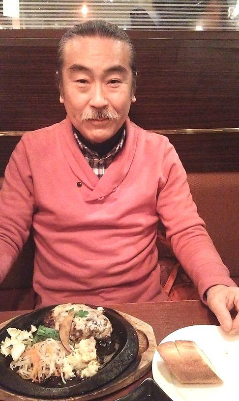 学生と夕食_b0091187_23265674.jpg