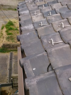 埼玉県の朝霞市で、瓦屋根修理工事_c0223192_22285044.jpg