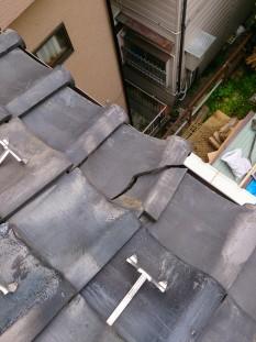 埼玉県の朝霞市で、瓦屋根修理工事_c0223192_22285979.jpg