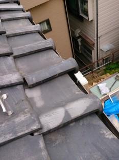 埼玉県の朝霞市で、瓦屋根修理工事_c0223192_22293591.jpg