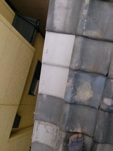 埼玉県の朝霞市で、瓦屋根修理工事_c0223192_22312464.jpg