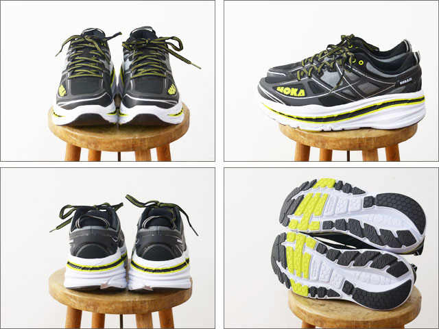 HOKA ONE ONE [ホカオネオネ] STINSON 3 Ms [1009672] MEN\'S_f0051306_20482445.jpg
