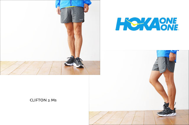 HOKA ONE ONE [ホカオネオネ] CLIFTON 2 Ms  [1008328]  MEN\'S_f0051306_20515566.jpg