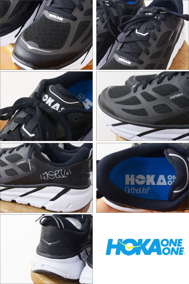 HOKA ONE ONE [ホカオネオネ] CLIFTON 2 Ms  [1008328]  MEN\'S_f0051306_20515578.jpg