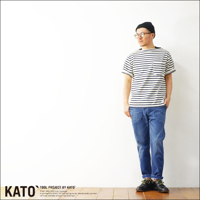KATO\'[カトー] BAIKER DENIM PANTS [KP61247V1] MEN\'S_f0051306_21105666.jpg