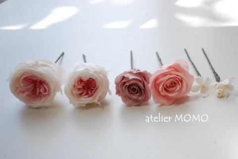 春色!ピンクのクラッチブーケ_a0136507_21525699.jpg