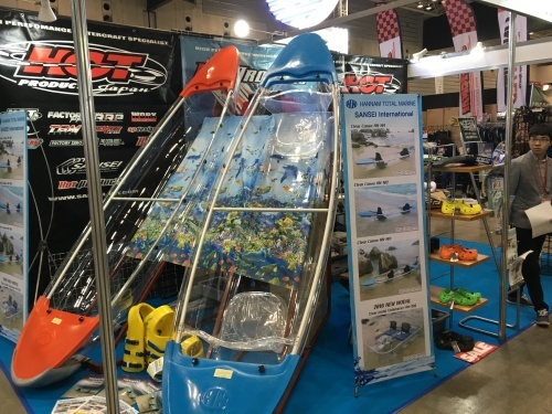JAPAN INTERNATIONAL BOAT SHOW 2016 in 横浜 その3-3最後ね!_a0132631_12055788.jpg