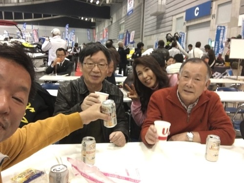 JAPAN INTERNATIONAL BOAT SHOW 2016 in 横浜 その3-3最後ね!_a0132631_12062738.jpg