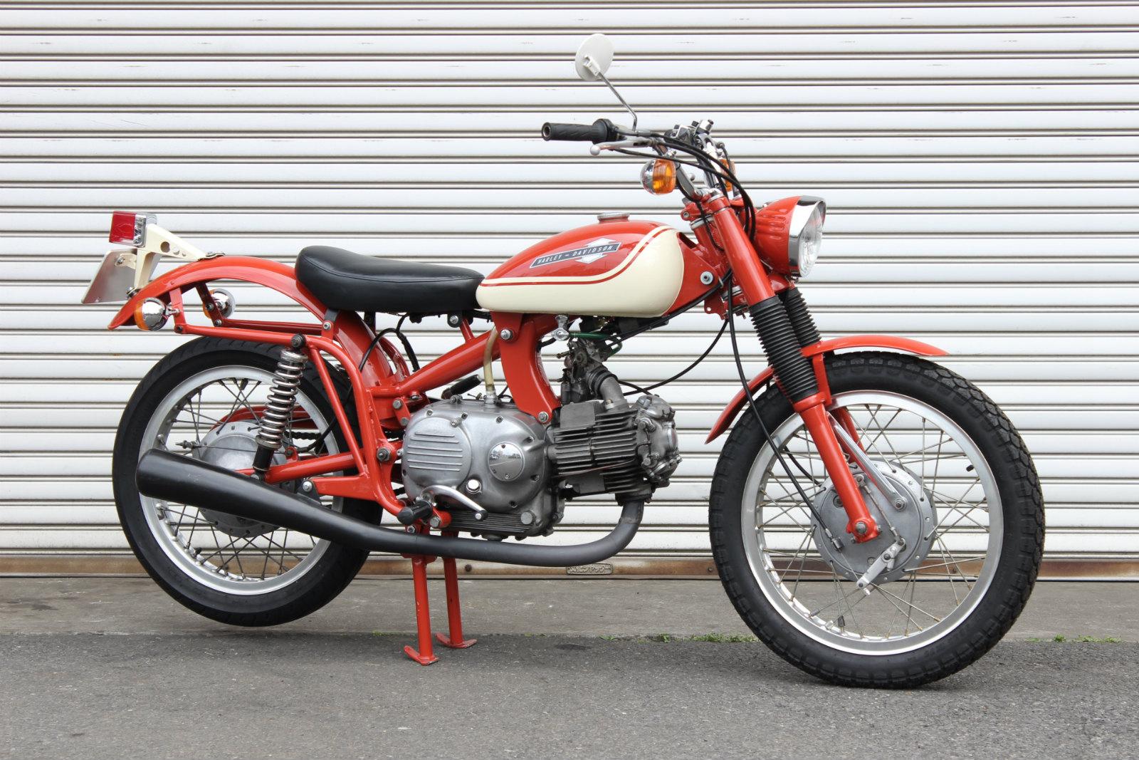 Harley Davidson Sprint_a0208987_14111451.jpg