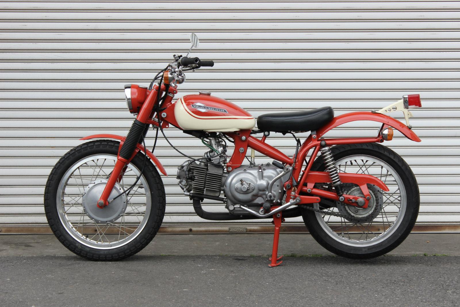 Harley Davidson Sprint_a0208987_14122986.jpg