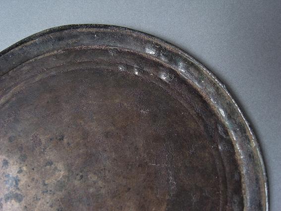 円盤のオブジェ_e0111789_11244067.jpg