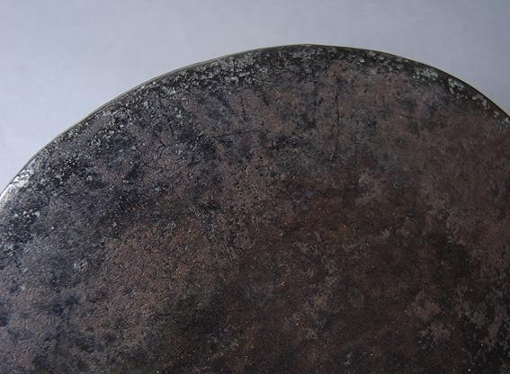 円盤のオブジェ_e0111789_11261382.jpg