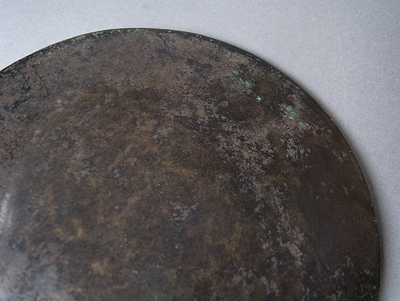 円盤のオブジェ_e0111789_11262312.jpg