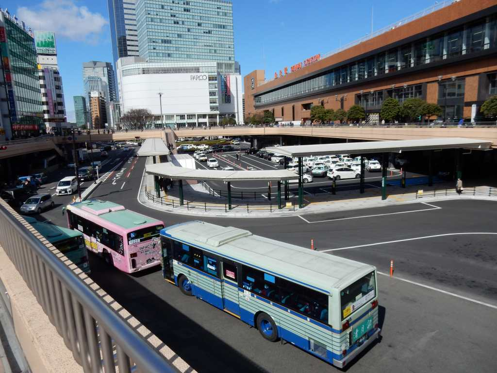 仙台駅に大型ショッピング街がオープン_a0148206_15215492.jpg