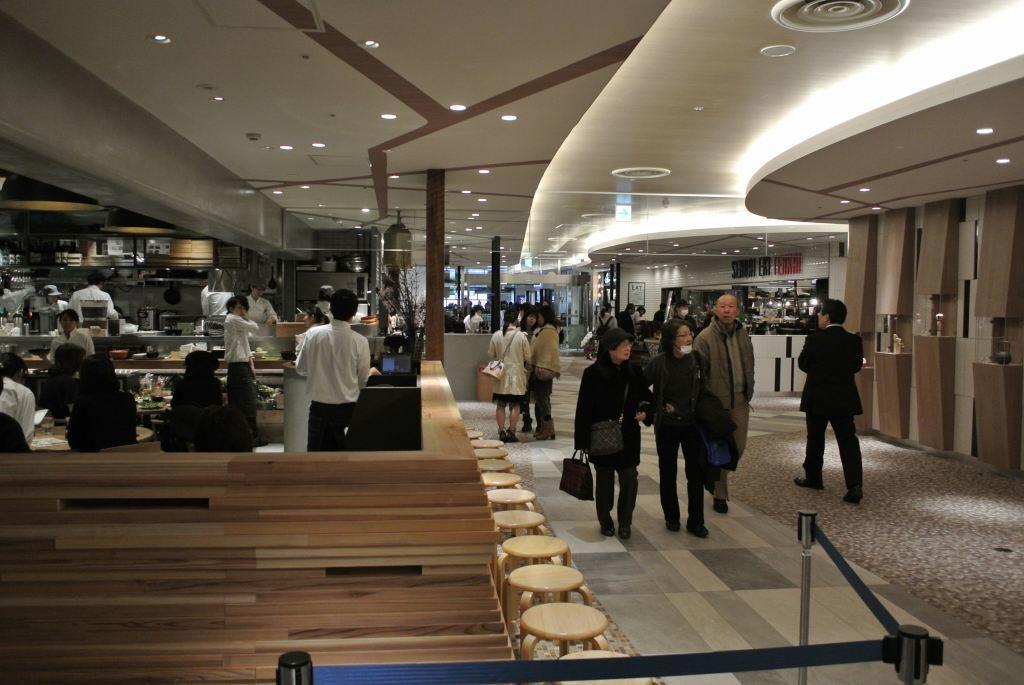仙台駅に大型ショッピング街がオープン_a0148206_20455897.jpg