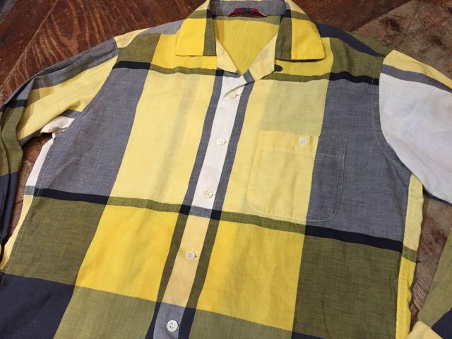 3月26日(土)入荷商品!50s マクレガー オープンカラーボックスシャツ!_c0144020_1665727.jpg