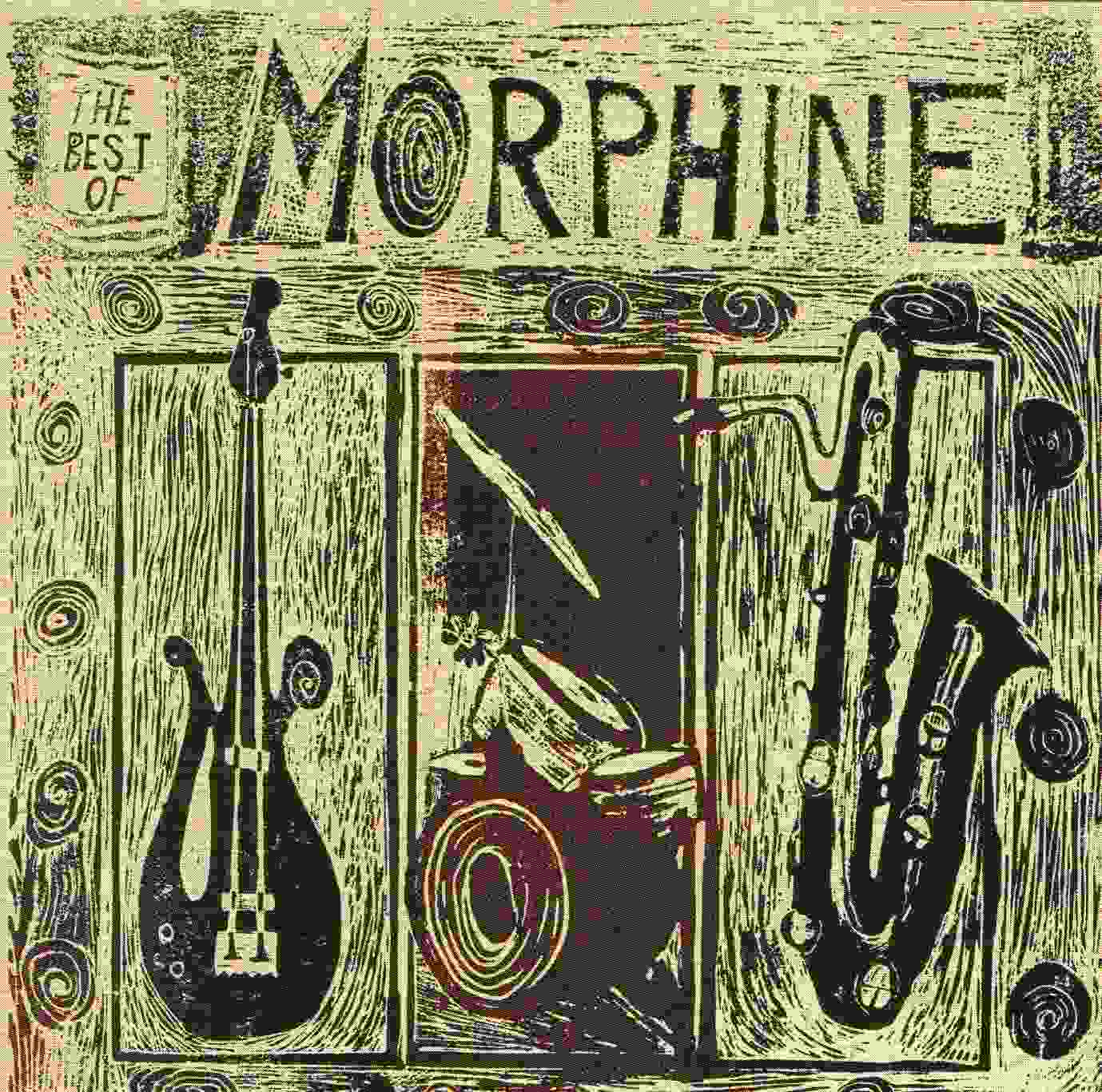「The Best of MORPHINE 1992-1995」MORPHINE_d0335541_20485240.jpg