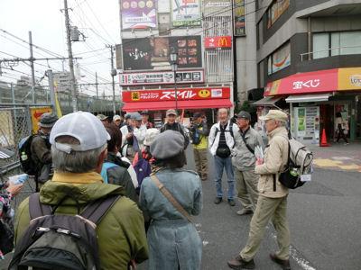 上野は一分咲き「東京ウォーク」_f0019247_10482817.jpg