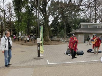 上野は一分咲き「東京ウォーク」_f0019247_13524348.jpg