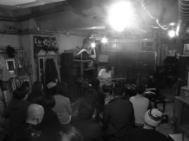 "\""MIDORINOMARU LIVE @TheThreeRobbers\""ってこんなこと。_c0140560_10492626.jpg"