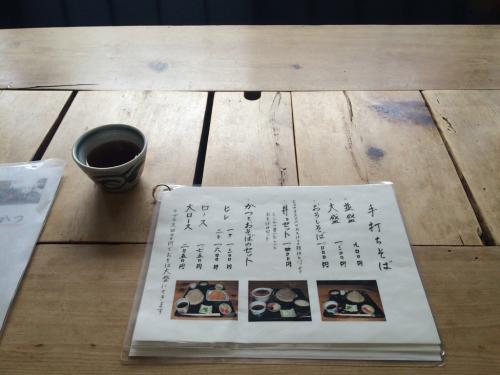 荘川のお蕎麦やさん⭐︎_c0151965_15391121.jpg