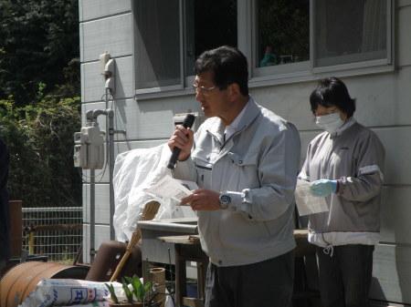 鳥取市倉田地区公民館活動 ☆シイタケ植菌作業☆_a0284279_15064675.jpg