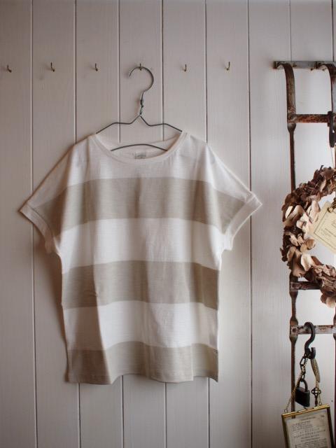 真鍮のセーフピンと・・・半袖Tいろいろ。_a0164280_12482512.jpg
