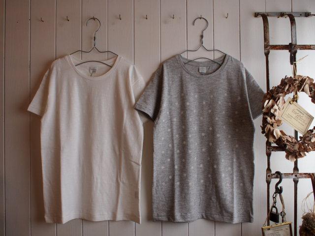真鍮のセーフピンと・・・半袖Tいろいろ。_a0164280_12483555.jpg