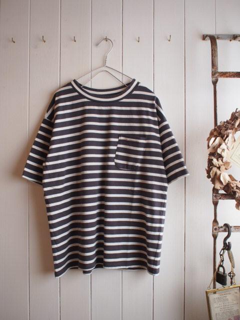 真鍮のセーフピンと・・・半袖Tいろいろ。_a0164280_12484773.jpg